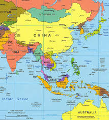 Examine imperialism in Central and Southeast Asia ...